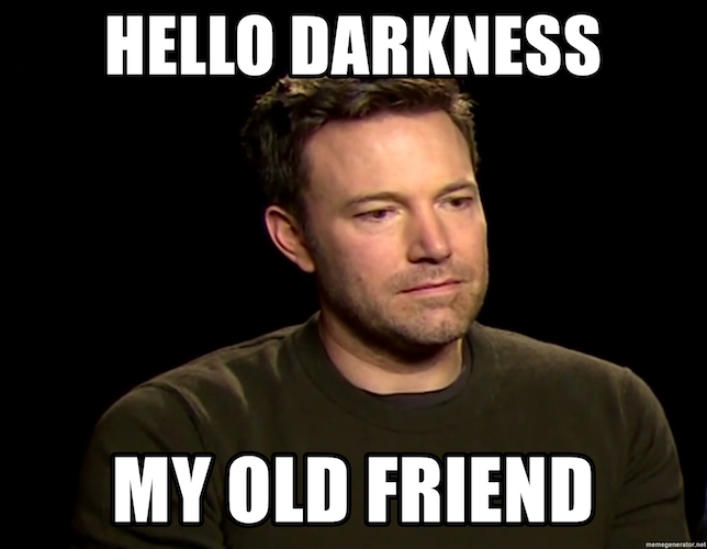 Do Simon And Garfunkel Know That 'Hello Darkness My Old Friend' Has Become A Meme?