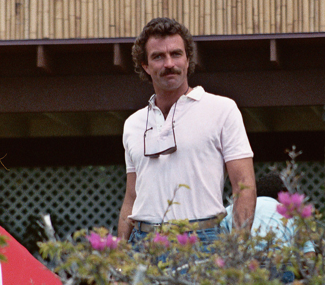 Tom Selleck In These Reverse Mortgage Commercials Seems A Little Too Committed