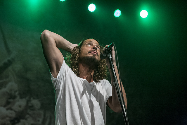 """Chris Cornell Mashed Up U2 And Metallica's """"One"""""""