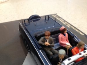 This JFK Assassination Day Replica Car Is Creepy AF