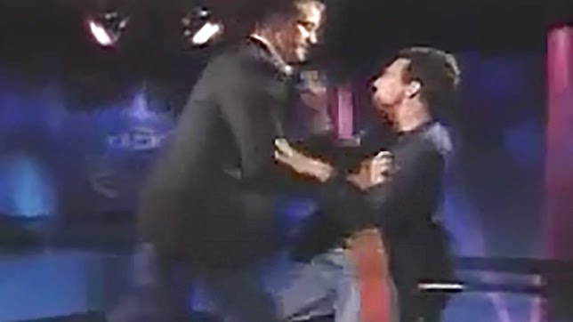 "We Revisit The Jim Rome / Jim ""Don't Call Me Chris"" Everett 'Incident'"