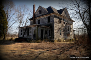 The Real Haunted House That Made Me Love Horror