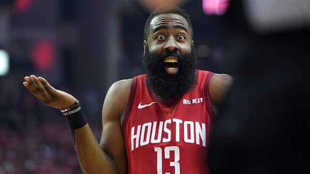 A Redditor Made A Correlation Between How Well James Harden Plays And A City's Strip Club Ratings