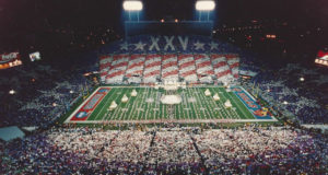 Why This Super Campy Must See Super Bowl Halftime Show From 1991 Aired After The Game